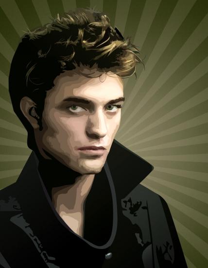 Robert Pattinson por blazinphoenix